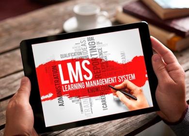 A plataforma LMS como suporte à gestão do treinamento