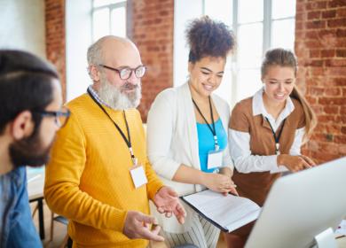 Treinamento Corporativo: quais são os métodos dos programas de  aprendizagem online mais eficientes?